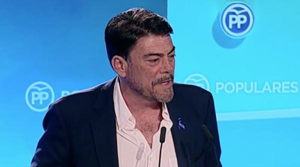 Luis Barcala: El alto precio de la oportunidad perdida