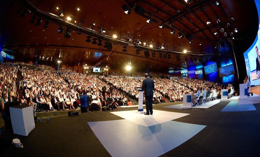 Ilusión vs Desesperanza en el 19 Congreso Nacional del Partido Popular