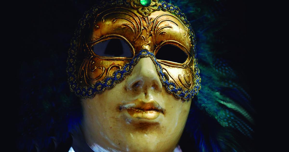 10 de noviembre «El Baile de las máscaras»